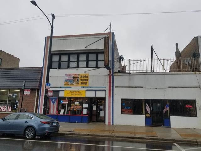3808-10 North Avenue, Chicago, IL 60647 (MLS #10721780) :: Touchstone Group