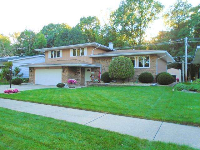 19238 Wildwood Avenue, Lansing, IL 60438 (MLS #10721804) :: The Mattz Mega Group