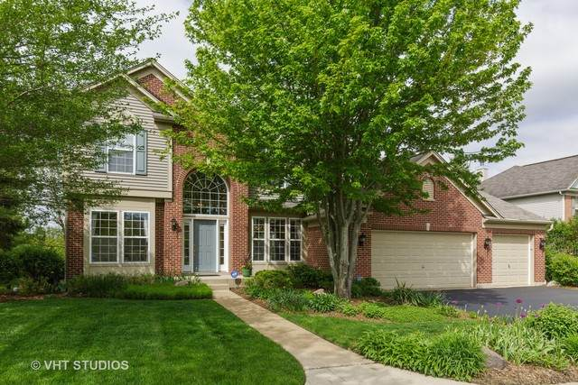 2840 Carrington Drive, West Dundee, IL 60118 (MLS #10721861) :: Knott's Real Estate Team