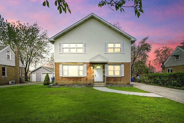 7850 Suburban Lane, Bridgeview, IL 60455 (MLS #10721923) :: The Wexler Group at Keller Williams Preferred Realty