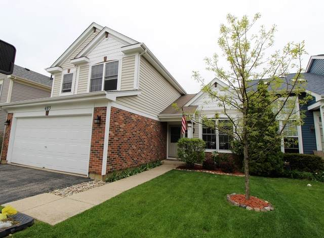 483 Attenborough Way, Grayslake, IL 60030 (MLS #10721968) :: Property Consultants Realty