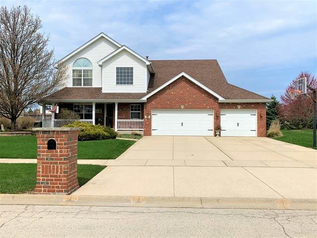 815 Stirrup Lane, New Lenox, IL 60451 (MLS #10722043) :: Littlefield Group