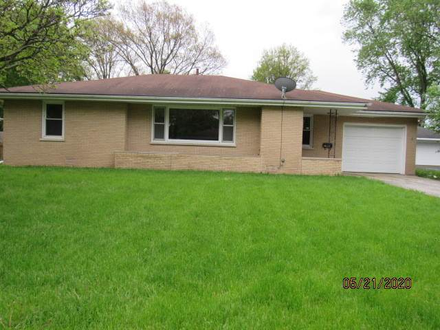 209 E Philmar Street, Dwight, IL 60420 (MLS #10722049) :: John Lyons Real Estate