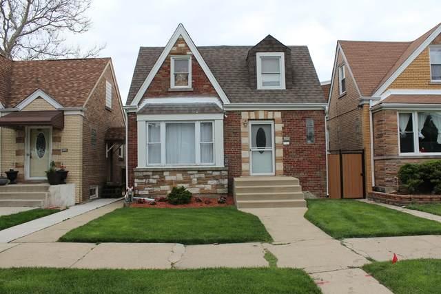 6554 S Kedvale Avenue, Chicago, IL 60629 (MLS #10722077) :: Littlefield Group