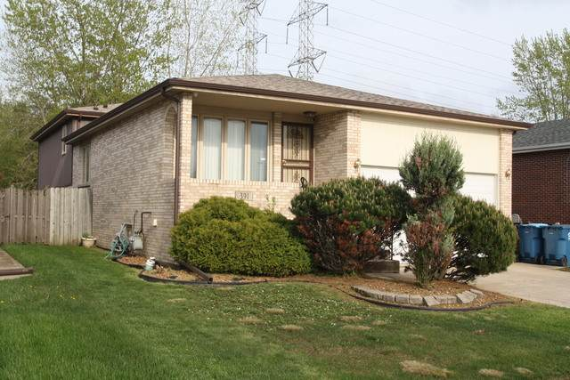 391 Campbell Avenue, Calumet City, IL 60409 (MLS #10722101) :: Property Consultants Realty