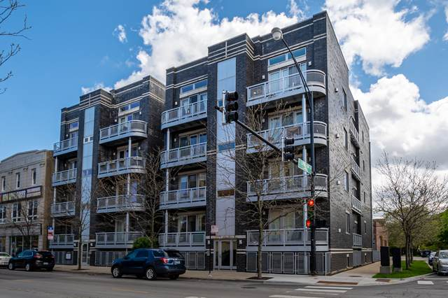 3559 W Montrose Avenue 4E, Chicago, IL 60618 (MLS #10722114) :: Littlefield Group