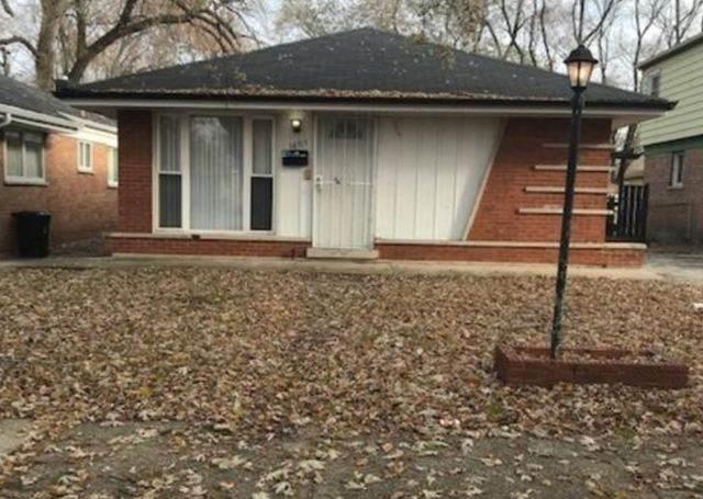 14717 Kimbark Avenue, Dolton, IL 60419 (MLS #10722133) :: Littlefield Group