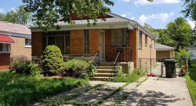 14311 Minerva Avenue, Dolton, IL 60419 (MLS #10722141) :: Littlefield Group