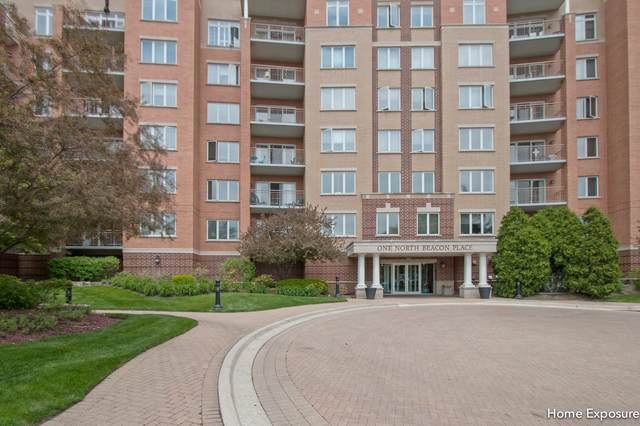 1 N Beacon Place #712, La Grange, IL 60525 (MLS #10722163) :: The Wexler Group at Keller Williams Preferred Realty