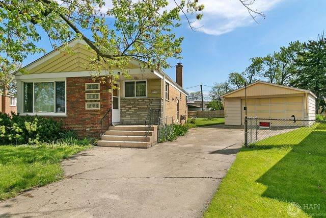 7717 S Komensky Avenue, Chicago, IL 60652 (MLS #10722179) :: The Mattz Mega Group