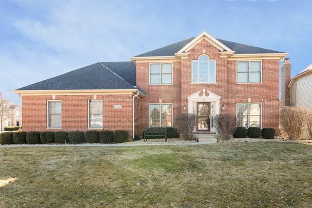 3740 Highknob Circle, Naperville, IL 60564 (MLS #10722180) :: Lewke Partners