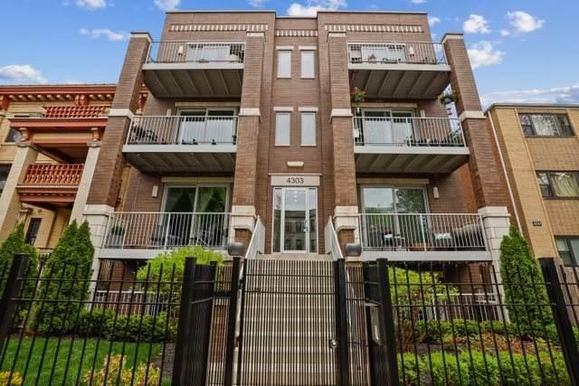4303 N Kenmore Avenue 2S, Chicago, IL 60613 (MLS #10722204) :: John Lyons Real Estate