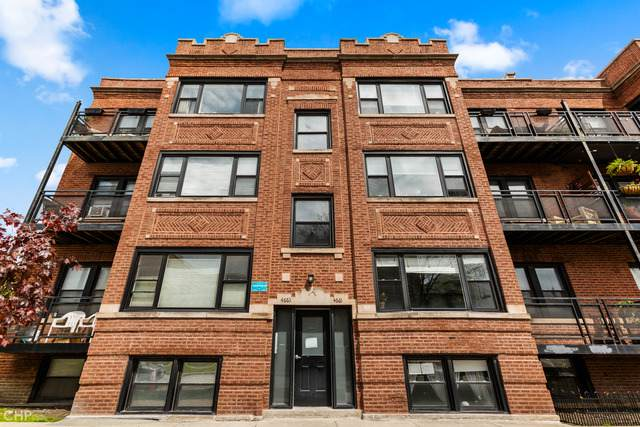 4661 N Spaulding Avenue #1, Chicago, IL 60625 (MLS #10722208) :: John Lyons Real Estate
