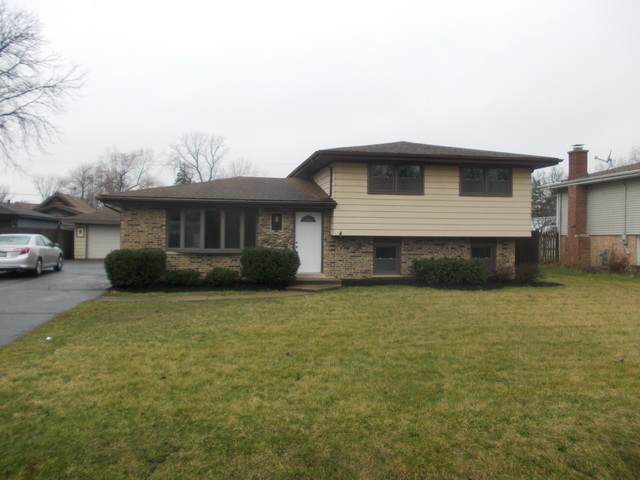 10138 S 80th Court, Palos Hills, IL 60465 (MLS #10722209) :: The Wexler Group at Keller Williams Preferred Realty