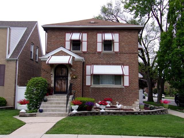 2500 W 83rd Street, Chicago, IL 60652 (MLS #10722329) :: The Mattz Mega Group