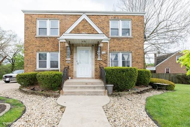 815 Grant Avenue, Chicago Heights, IL 60411 (MLS #10722353) :: John Lyons Real Estate