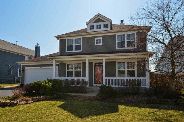 369 Oakmont Drive, Cary, IL 60013 (MLS #10722380) :: Property Consultants Realty