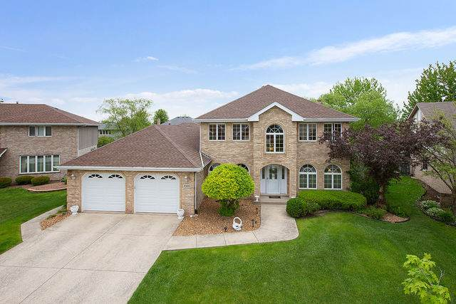 8308 Heather Lane, Tinley Park, IL 60477 (MLS #10722389) :: Property Consultants Realty