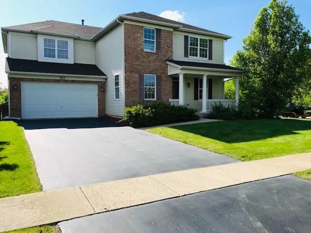 713 Wilmore Drive, Oswego, IL 60543 (MLS #10722402) :: The Dena Furlow Team - Keller Williams Realty