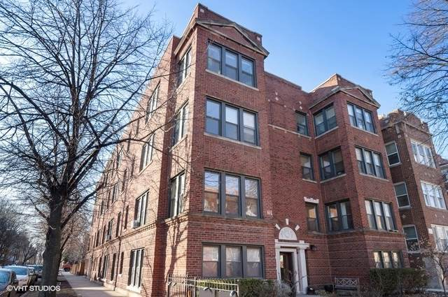 2606 W Ainslie Street 1E, Chicago, IL 60625 (MLS #10722416) :: The Mattz Mega Group