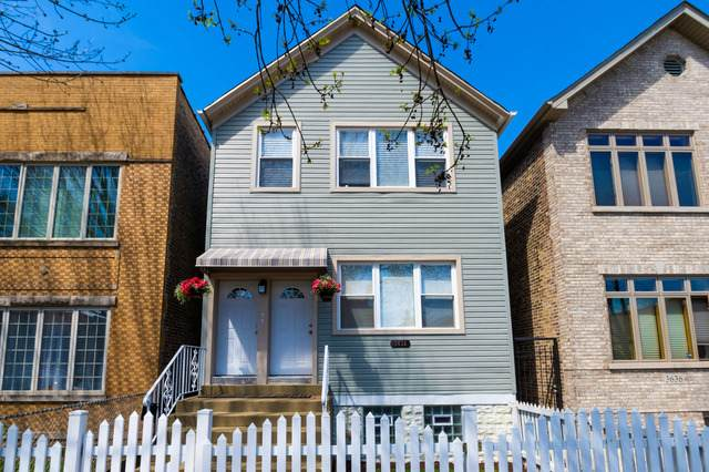 3638 S Union Avenue, Chicago, IL 60609 (MLS #10722430) :: Littlefield Group