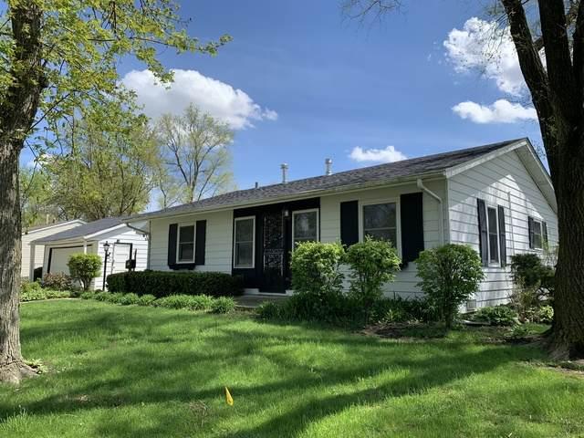 101 Hickory Avenue, Streamwood, IL 60107 (MLS #10722437) :: Janet Jurich