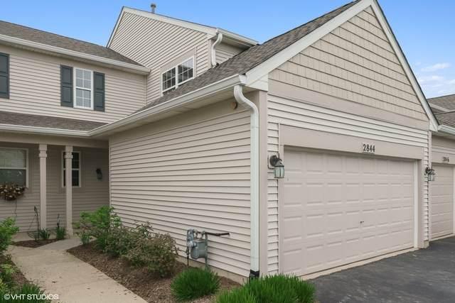 2844 Rutland Circle, Naperville, IL 60564 (MLS #10722443) :: Lewke Partners