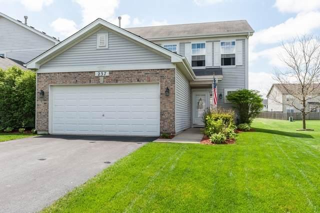 237 W Norwell Lane, Round Lake, IL 60073 (MLS #10722469) :: Lewke Partners
