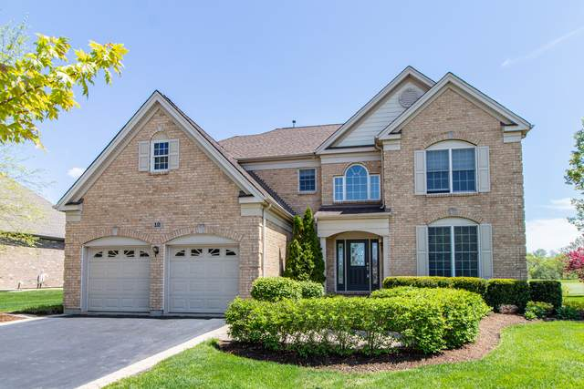 12 Tournament Drive S, Hawthorn Woods, IL 60047 (MLS #10722472) :: Helen Oliveri Real Estate