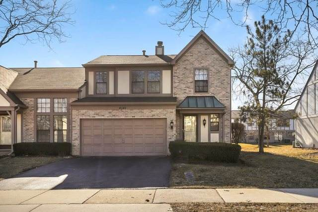 4541 Olmstead Drive, Hoffman Estates, IL 60192 (MLS #10722475) :: Ani Real Estate