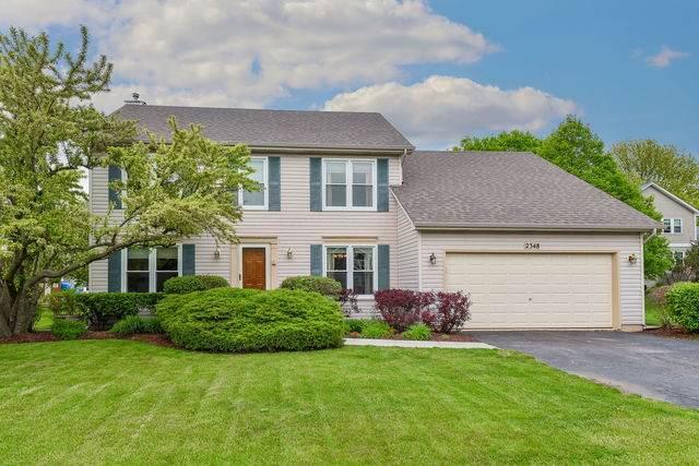 2348 Cheshire Drive, Aurora, IL 60502 (MLS #10722508) :: Ani Real Estate