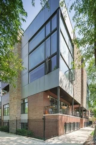 2150 W Mclean Avenue 1W, Chicago, IL 60647 (MLS #10722529) :: John Lyons Real Estate