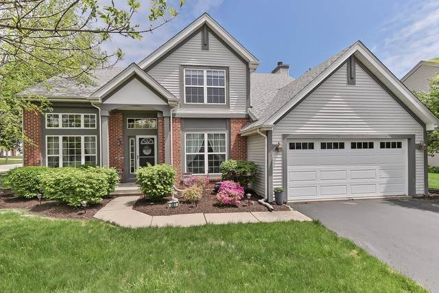 587 Meadowview Drive, Wauconda, IL 60084 (MLS #10722577) :: Angela Walker Homes Real Estate Group