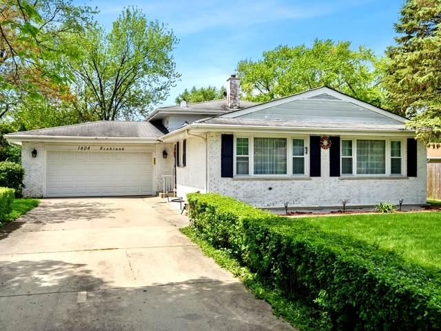 1604 Highland Avenue, Northbrook, IL 60062 (MLS #10722584) :: Helen Oliveri Real Estate