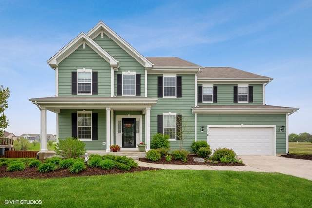 175 Trumpet Vine Circle, Elgin, IL 60124 (MLS #10722587) :: Knott's Real Estate Team