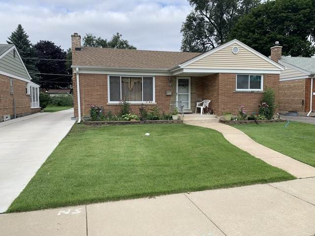 616 N Irving Avenue, Hillside, IL 60162 (MLS #10722620) :: Property Consultants Realty