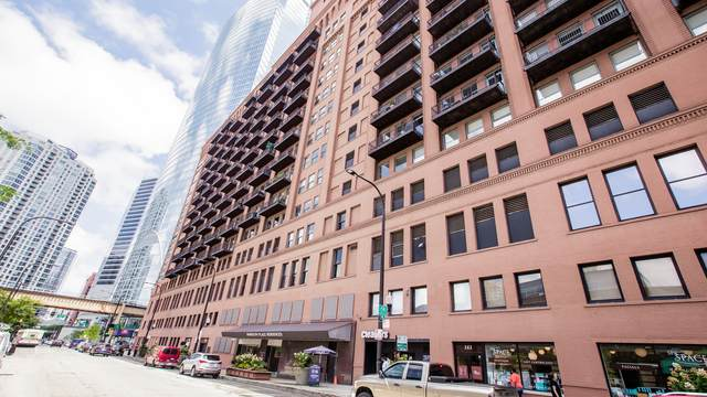 165 N Canal Street #515, Chicago, IL 60606 (MLS #10722661) :: John Lyons Real Estate