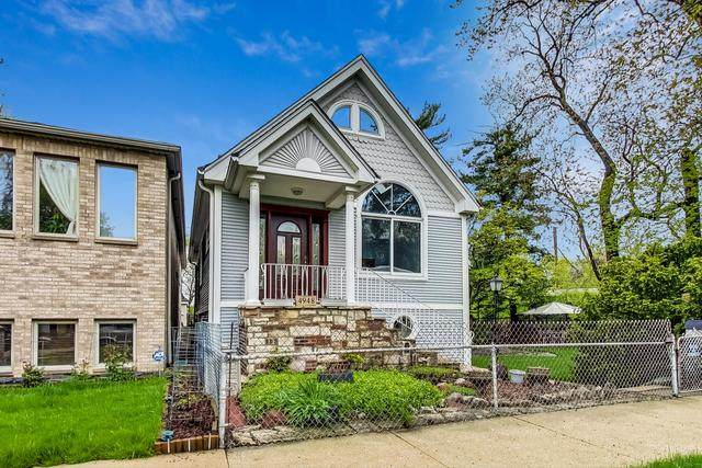 4948 W Strong Street, Chicago, IL 60630 (MLS #10722664) :: Littlefield Group