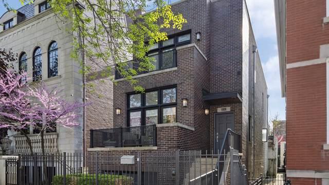 1808 N Wood Street, Chicago, IL 60622 (MLS #10722676) :: Littlefield Group