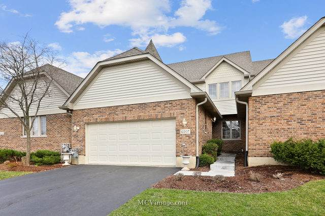 12207 Spire Drive, Lemont, IL 60439 (MLS #10722713) :: The Wexler Group at Keller Williams Preferred Realty