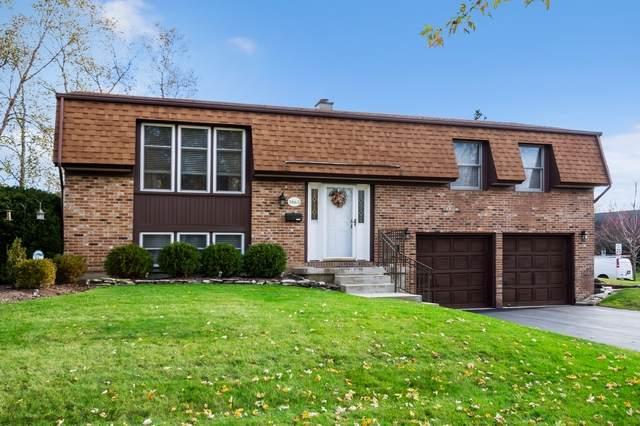 3865 N Firestone Drive, Hoffman Estates, IL 60192 (MLS #10722715) :: Knott's Real Estate Team