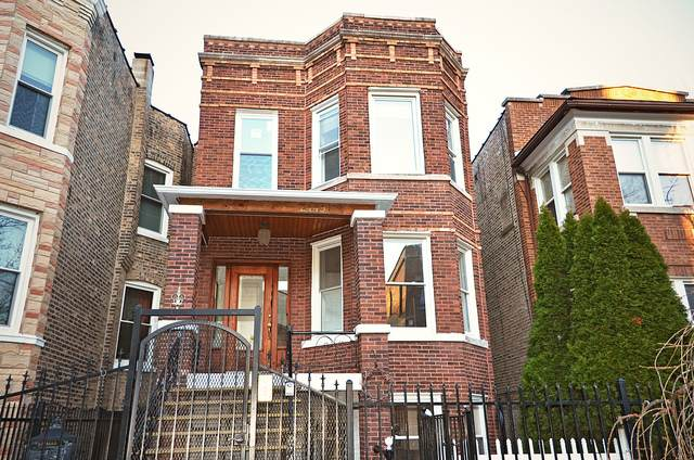 2449 N Ridgeway Avenue, Chicago, IL 60647 (MLS #10722906) :: The Mattz Mega Group