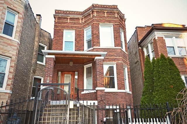 2449 N Ridgeway Avenue, Chicago, IL 60647 (MLS #10722906) :: Littlefield Group