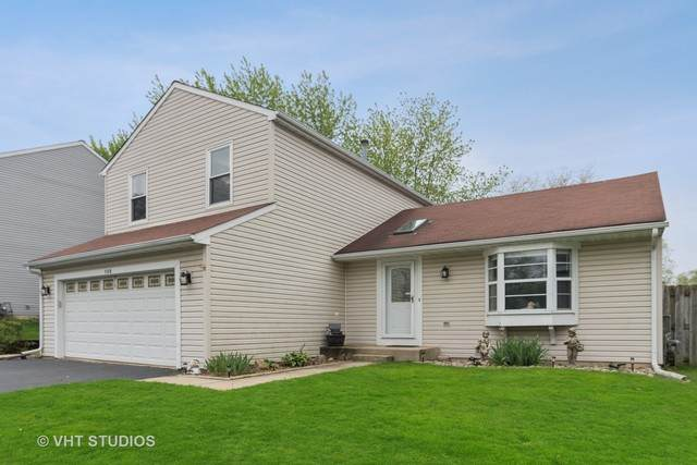 108 Ascot Lane, Streamwood, IL 60107 (MLS #10722951) :: Property Consultants Realty