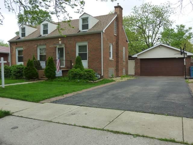 243 N Hillside Avenue, Hillside, IL 60162 (MLS #10722960) :: Littlefield Group