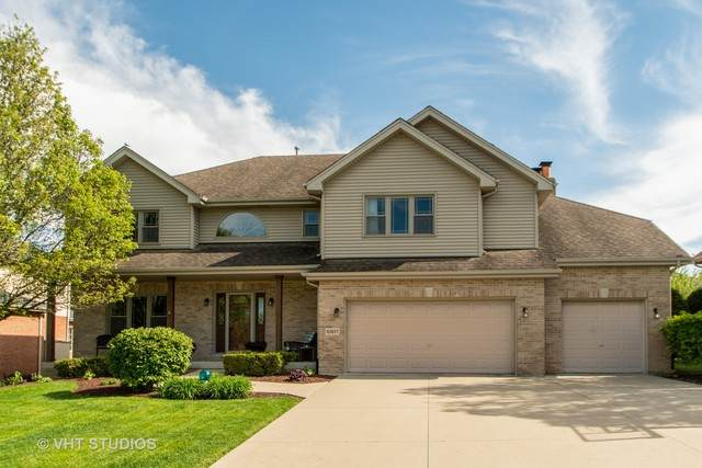 10917 Anthony Drive, Orland Park, IL 60467 (MLS #10722980) :: Lewke Partners