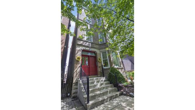 2112 W Cortland Street #1, Chicago, IL 60647 (MLS #10722989) :: The Mattz Mega Group