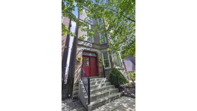 2112 W Cortland Street #1, Chicago, IL 60647 (MLS #10722989) :: Littlefield Group