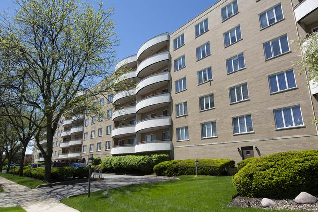 6400 N Cicero Avenue #412, Lincolnwood, IL 60712 (MLS #10723004) :: Property Consultants Realty