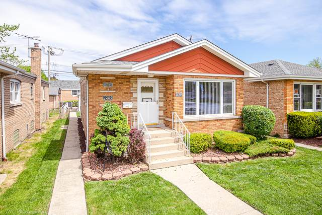 4622 W 87th Street, Chicago, IL 60652 (MLS #10723031) :: The Mattz Mega Group